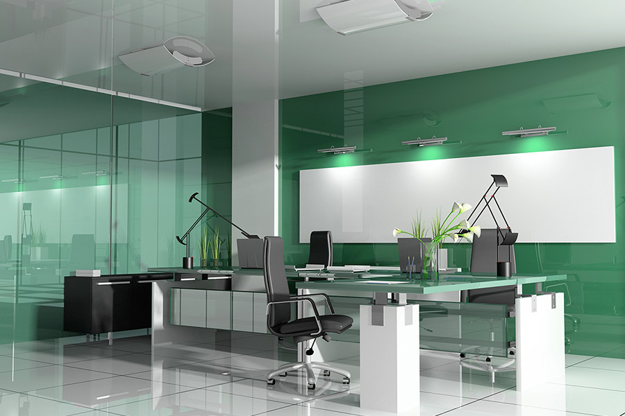risparmio energetico uffici