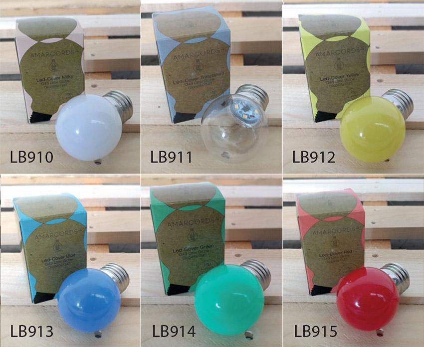 Catenarie da esterno e lampadine a led amarcords in for Lampadine led e27 da esterno